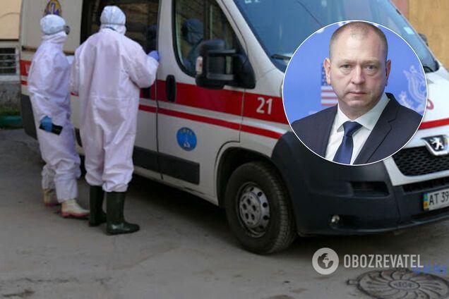 Сергей Дейнеко сдал тест на коронавирус