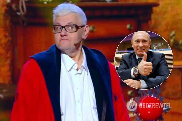 Сивохо и Путин