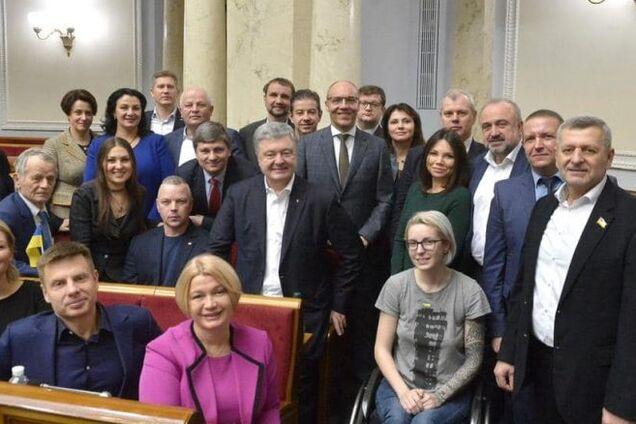 """Фракция """"Европейской солидарности"""""""