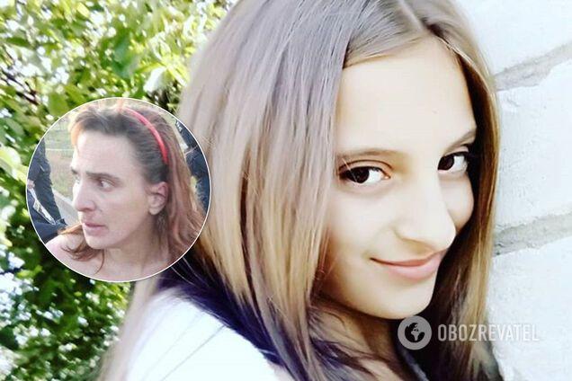 Под Харьковом простились с 13-летней Кристиной Пьяновой