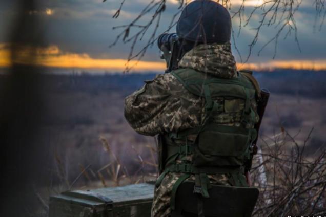 Разведка узнала о готовящейся переброске войск террористов на передовую