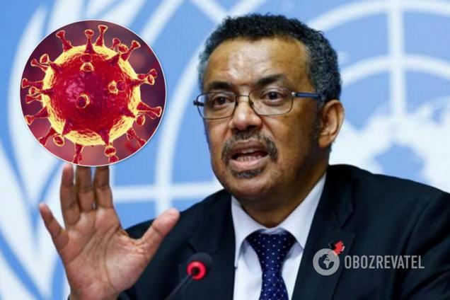 Глава ВООЗ назвав найнадійніший спосіб профілактики коронавірусу