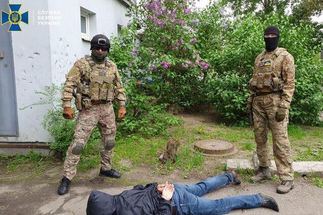Контррозвідка зловила агента ФСБ