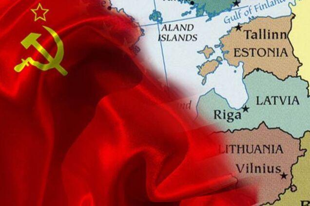 Оккупация стран Балтии СССР
