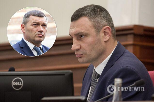 Кличко призвал показать результат расследования по Поворознику. Иллюстрация