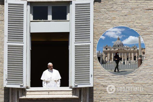 В Ватикане помощник Папы Римского заболел коронавирусом