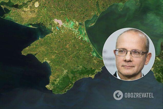 Андреас Умланд считает, что Россия сама откажется от Крыма