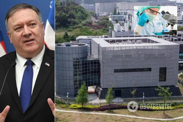 Майк Помпео заявив, що США не знайшли підтвердження походження коронавірусу із китайської лабораторії