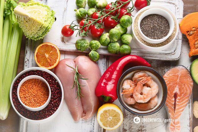 Правильне харчування: названо 15 звичок здорової людини