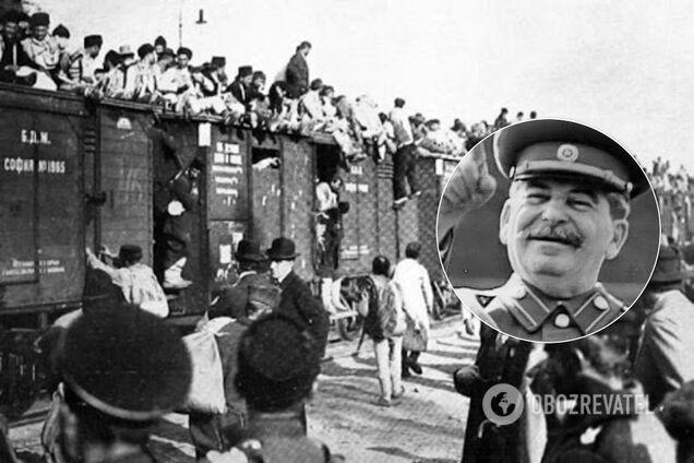 В 1944 году Сталин депортировал более 190 тысяч крымских татар