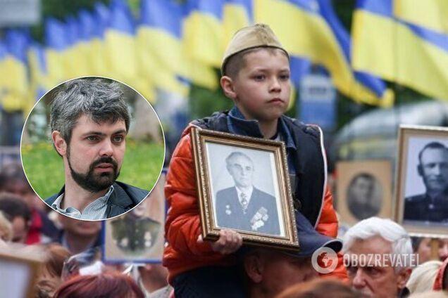 Антон Дробович не бачить необхідності у вихідному 9 травня