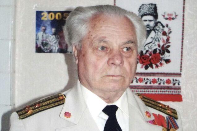 Ветеран Василь Хільченко