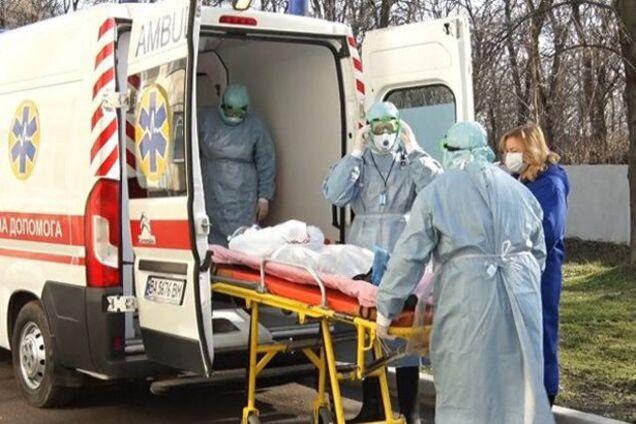 У Кривому Розі зафіксована нову смерть від коронавируса