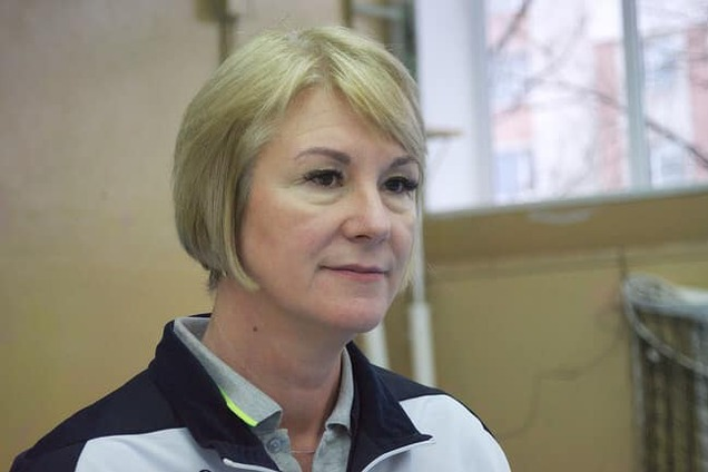 Новым тренером волейбольной команды стала Ирина Комиссарова
