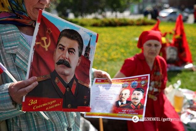 Історик назвав святкування Перемоги в РФ тріумфом Сталіна