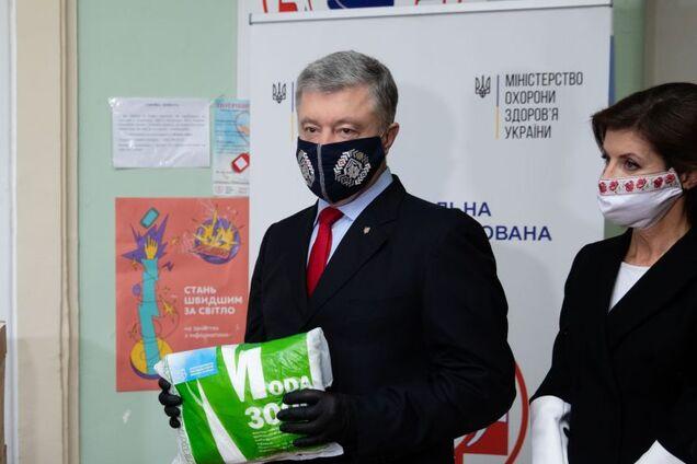 Порошенко забил тревогу из-за недофинансирования Охматдета и мощно обратился к власти