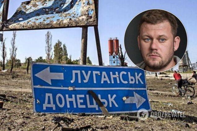 Казанский сказал, когда Донбасс вернется в Украину