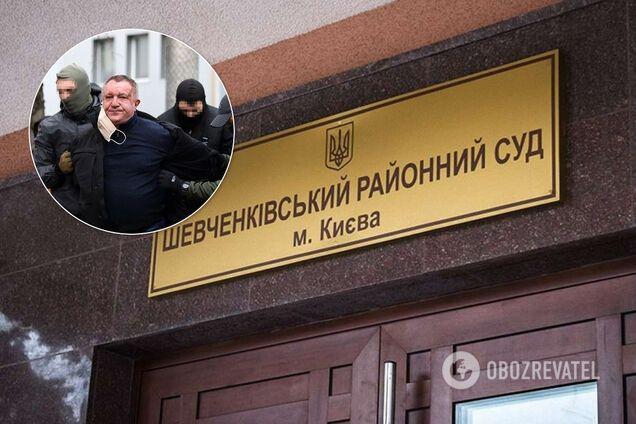 Суд продлил меру пресечения генерал-майору СБУ, подозреваемому в госизмене