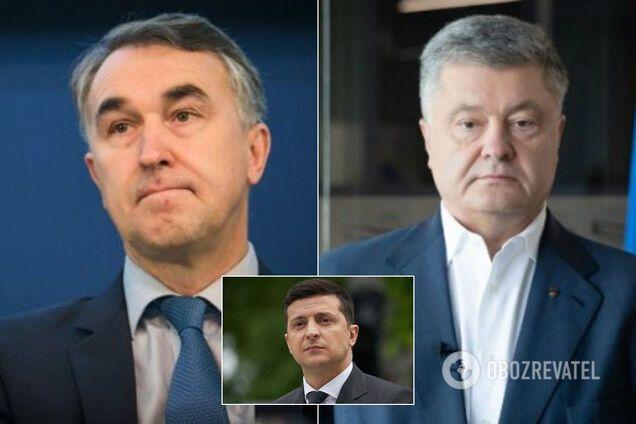 В Европарламенте призвали власть Украины прекратить преследование Порошенко