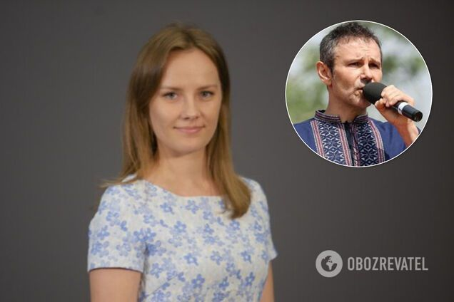 Алина Свидерская и Святослав Вакарчук