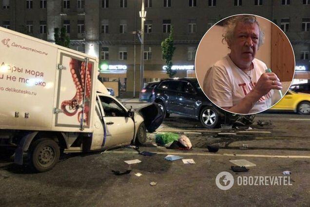 Михайло Єфремов влаштував ДТП
