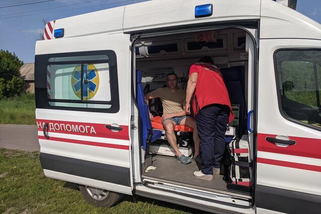 На Киевщине депутату в драке прострелили ногу