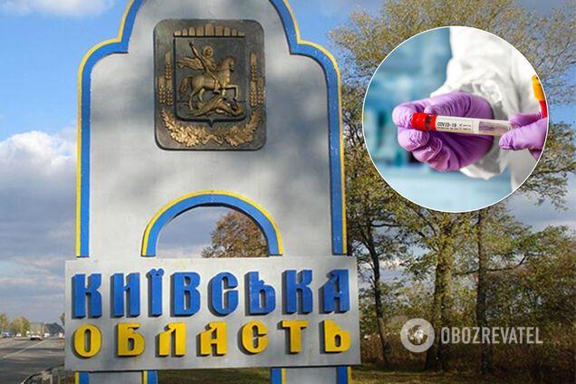 На Киевщине прибавилось больных COVID-19. Иллюстрация