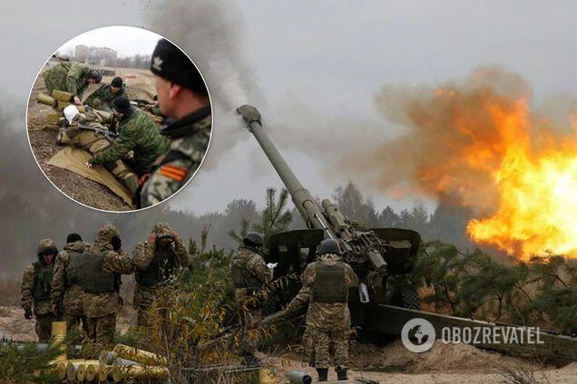 На Донбассе развязались кровавые бои