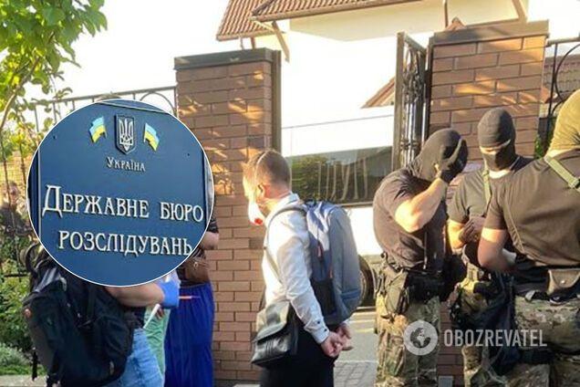 В дом Омеляна 12 июня ворвалось с обысками ГБР
