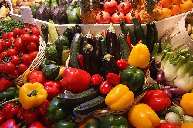 З овочів можна робити соки та смузі