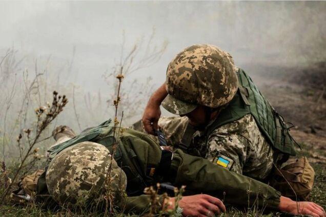 За неделю на Донбассе ранены 24 воина ВСУ