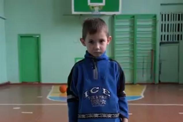Шестилетний Арсений