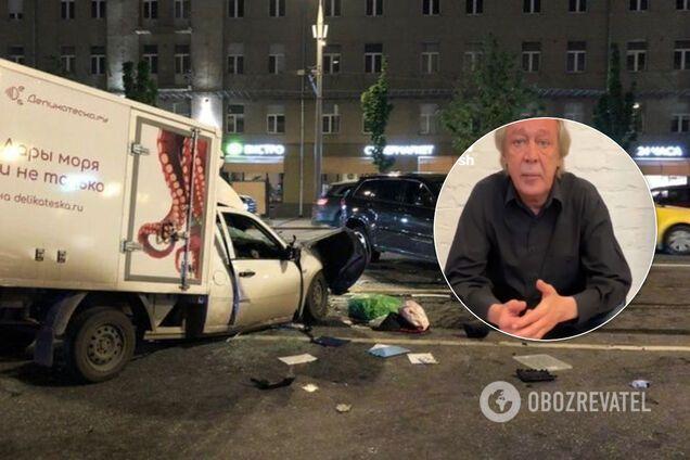 """""""Это конец, я всех предал"""": Ефремов в видеообращении к семье погибшего заявил, что не знает, как дальше жить"""