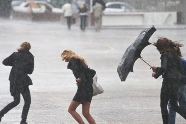 В Украине 15 июня ожидаются дожди и грозы