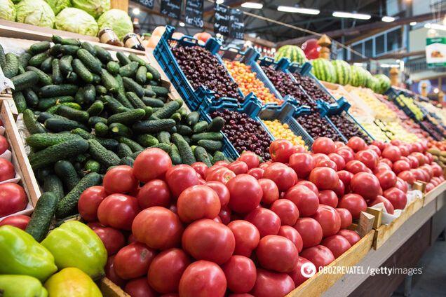 Овощи богаты различными питательными веществами