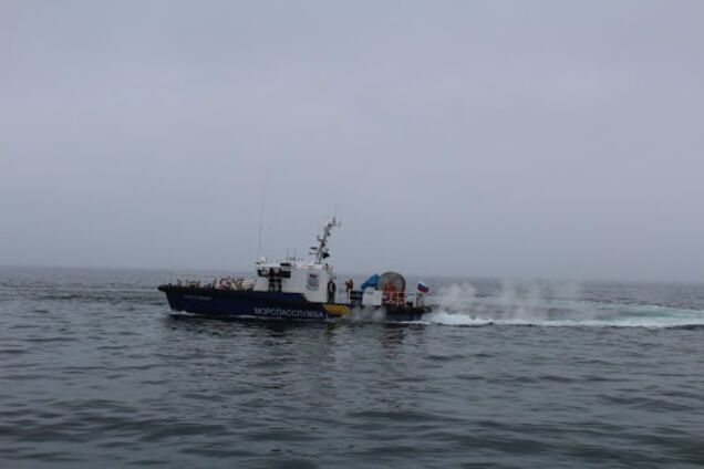 В России случилось ЧП с судном: спасатели ищут пропавших без вести