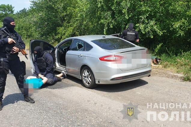 Под Днепром задержали группу квартирных воров