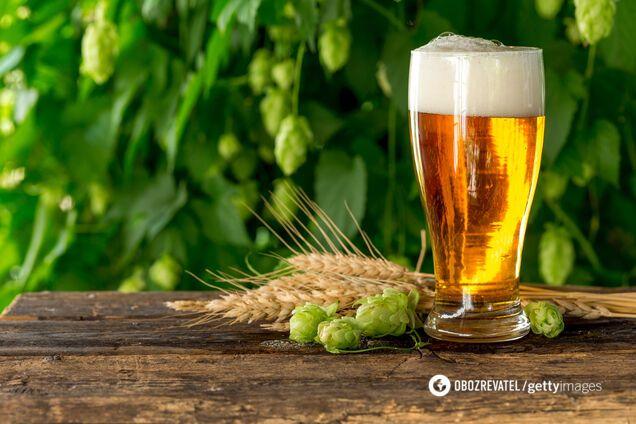 """Пиво зменшує рівень """"поганого"""" холестерину"""