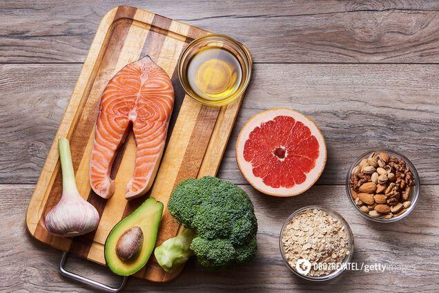Продукти, які допомагають запобігти серцевим захворюванням