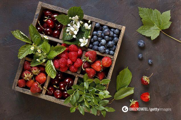 Сезонні продукти зміцнюють імунну систему