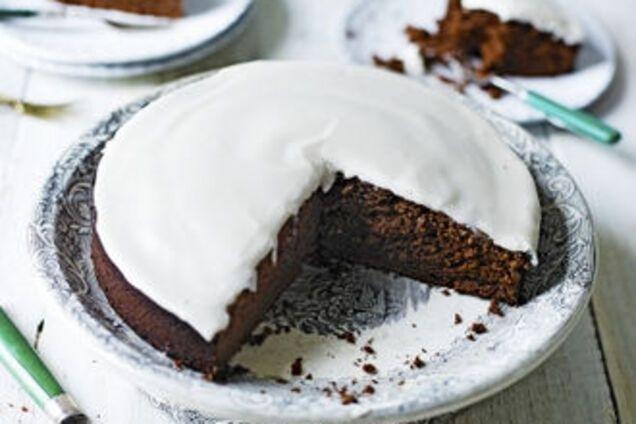 Шоколадный торт Гиннесса