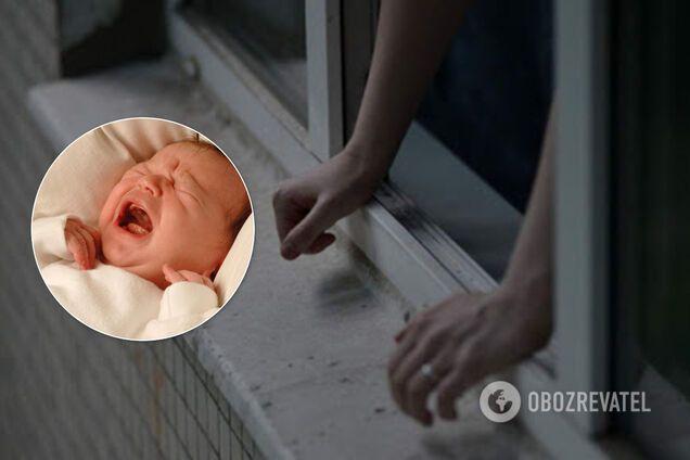 Детали о девушке, выпрыгнувшей из окна роддома в Кривом Роге
