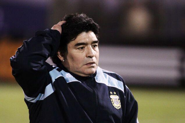 Дієго Марадона один з рекордсменів стресових ситуацій