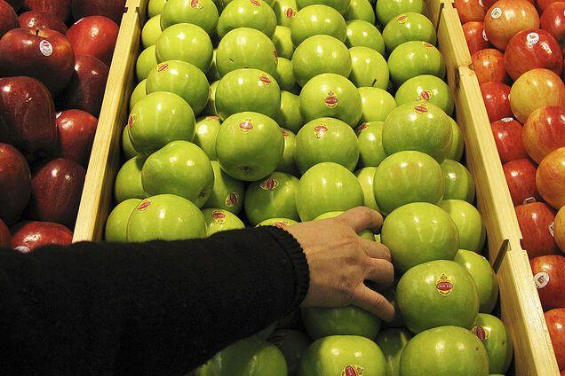 Яблука для вичавлювання слід рятувати від насіння