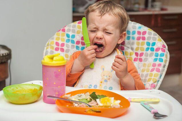 Виховуйте смак до овочів і фруктів з дитинства