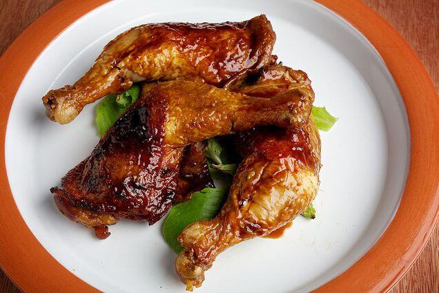 Употребление жареной курицы необходимо ограничить