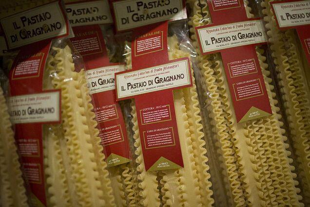 Макароны в Граньяно делают уже 500 лет