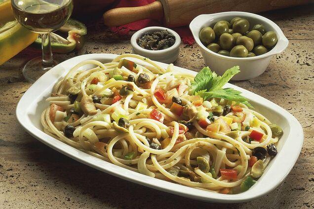 Спагетти придумали на Сицилии