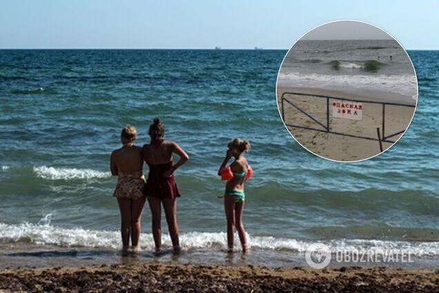 В Одесі закликали не купатися в морі