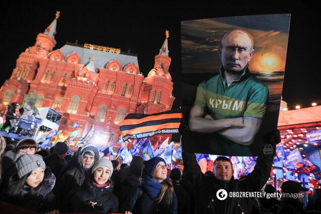 """Россия не будет обсуждать Крым в """"нормандском формате"""""""